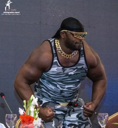 Tiny Iron Pro Wrestler in Pakistan Ring of Pakistan ROP Umer Toor (13)